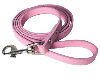 Leine rosa